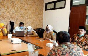 Pansus C DPRD Natuna saat Konsultasi ke Setdaprov Kepri